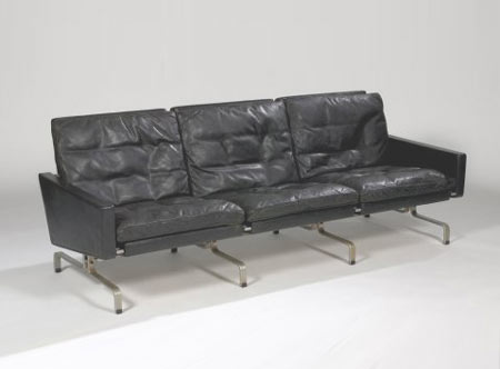 Swell Pk 31 3 Sofa For Sale At Los Angeles Modern Auctions Interior Design Ideas Gentotryabchikinfo