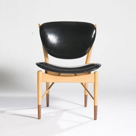 Side chair, model no. 402 1/2