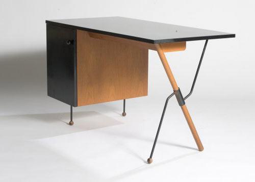 Desk von Los Angeles Modern Auctions