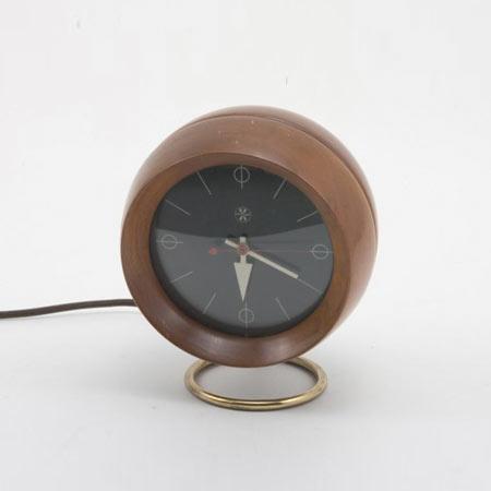 Los Angeles Modern Auctions-Chronopak table clock