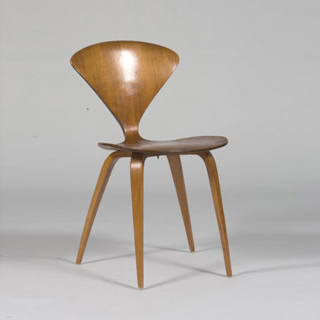 Side chairs, set of four de Los Angeles Modern Auctions