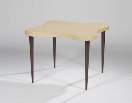 Cork game table