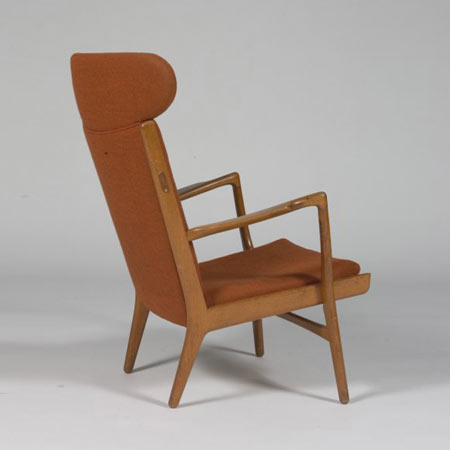 Lounge chair (model no. AP 15)