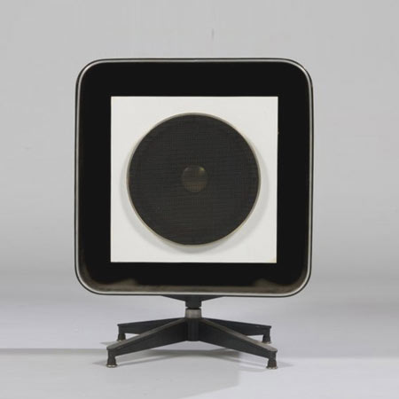 Los Angeles Modern Auctions-Quadraflex Speaker