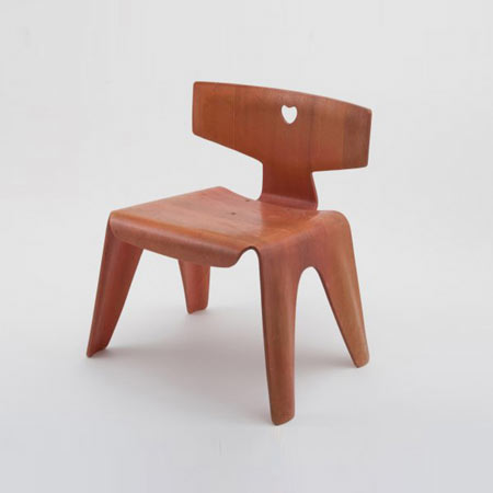 Los Angeles Modern Auctions-Child's chair