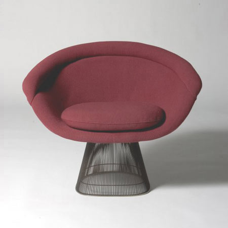 Lounge chair by Los Angeles Modern Auctions
