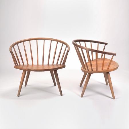 Arka armchairs