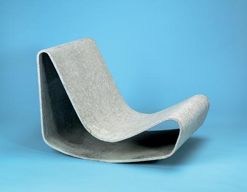 Garden chair Schlinge di Quittenbaum