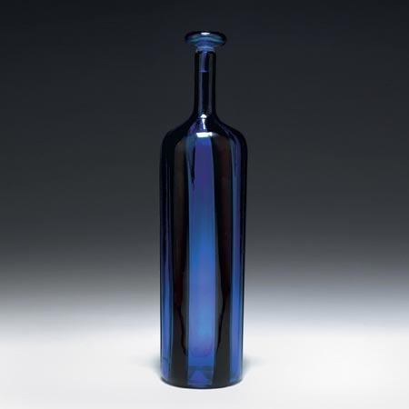 Flasche mit Stopfen A canne