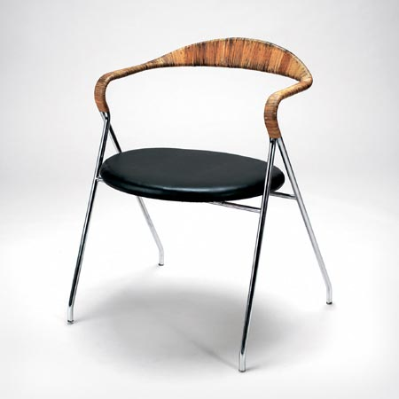 Saffa chair HE-103 de Quittenbaum
