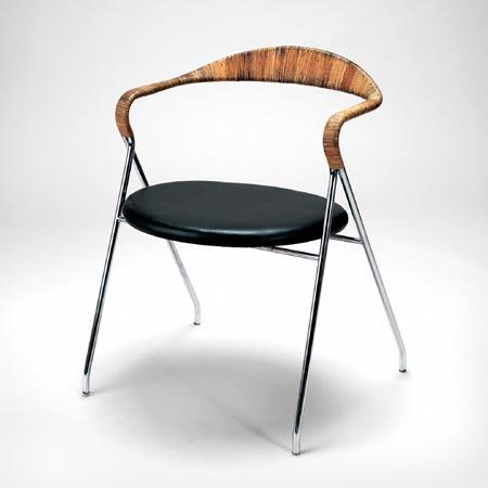 Quittenbaum-Saffa chair HE-103