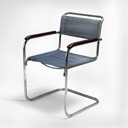 'S 32' armchair by Quittenbaum