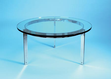 Coffee table by Quittenbaum