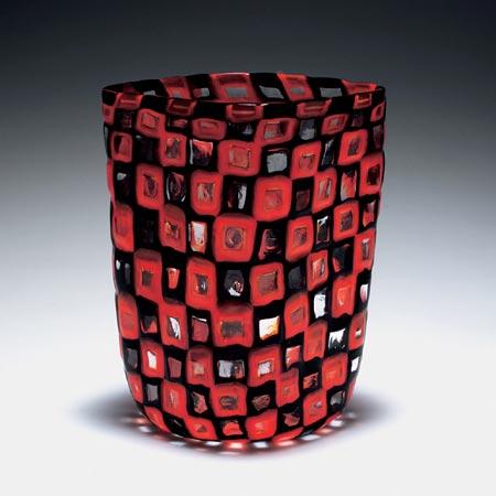 Vase Occhi