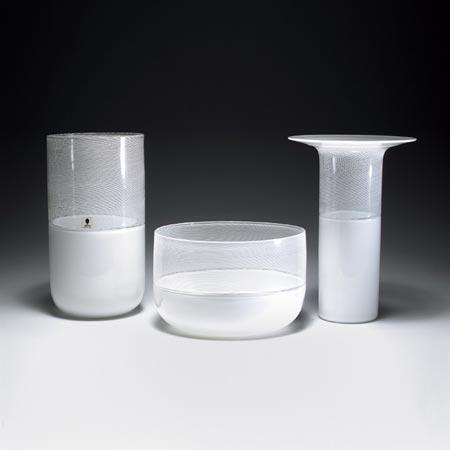 Vases 'Filigrane di Tapio'