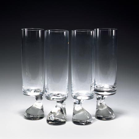 Champagne glasses 'Colombo'