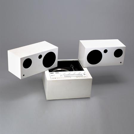 Stereo system 'Totem'