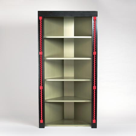 Corner shelf unit Porta Nuova