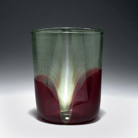 Vase 'Pavoni'