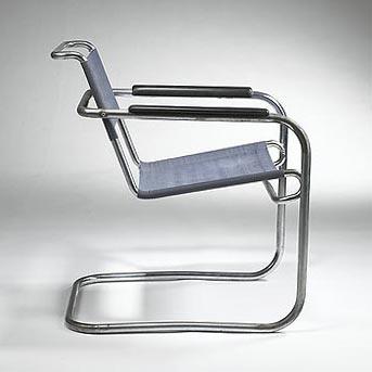 B33 armchair