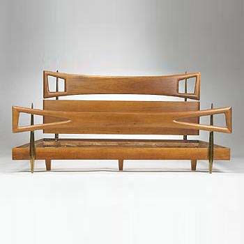 Bed by Wright
