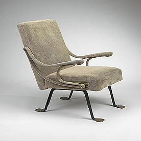 Digamma lounge chair