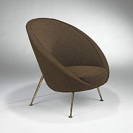 Wright-Lounge chair