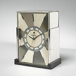 Modernique table clock, model #431