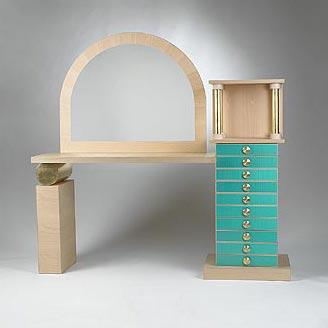 Custom vanity (Laske Residence)