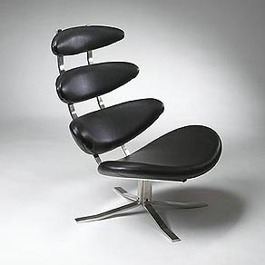 Corona chair by Wright