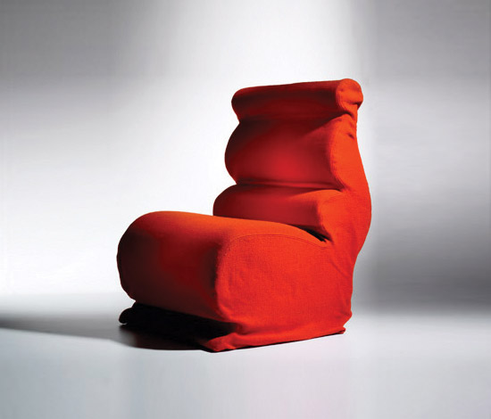 Prototype easy chair by Wright