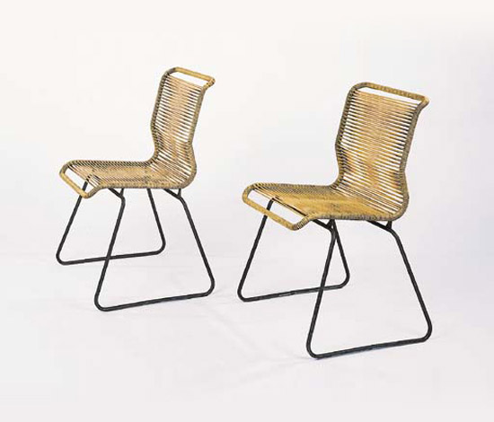 Pair of Tivoli chairs