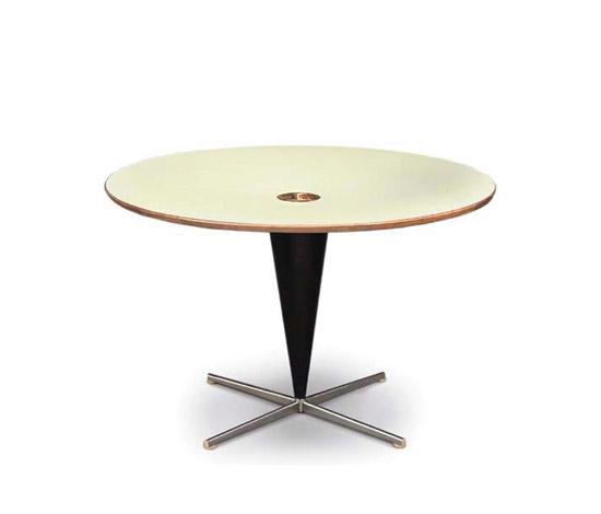 """Cone"" occasional table by Christie`s"