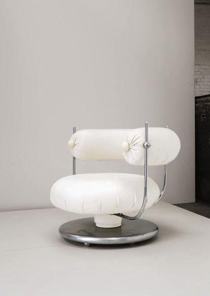 Armchair, model no. S401