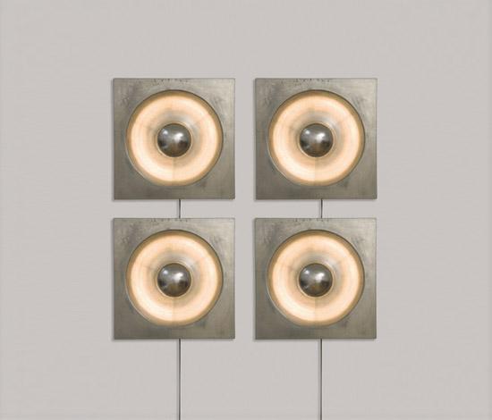 "Phillips-Four ""Spiegel"" wall lights, model no. 7004"