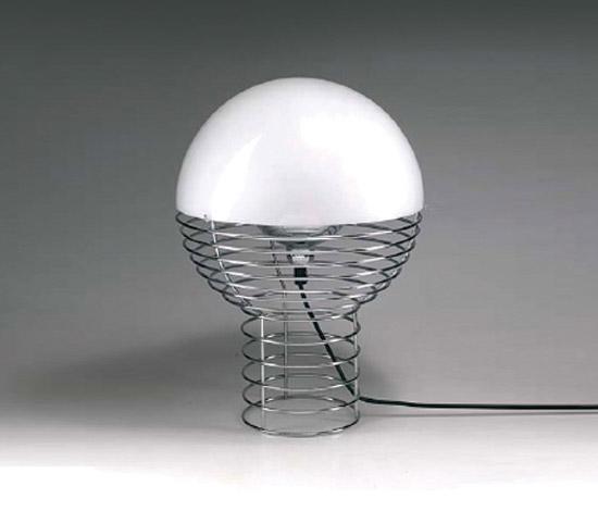 'Wire-lamp' by Quittenbaum