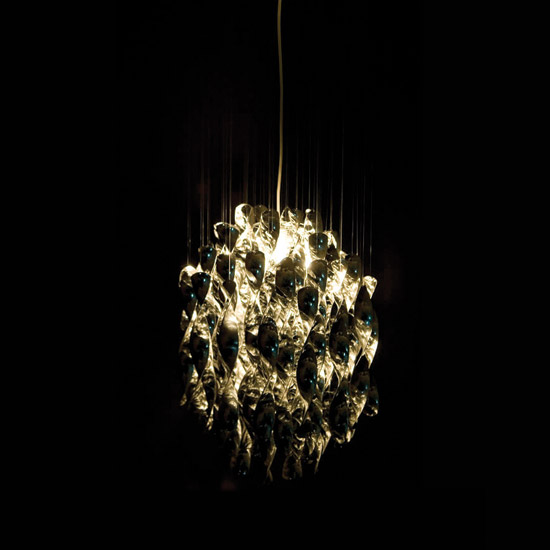 'SP 1' ceiling light