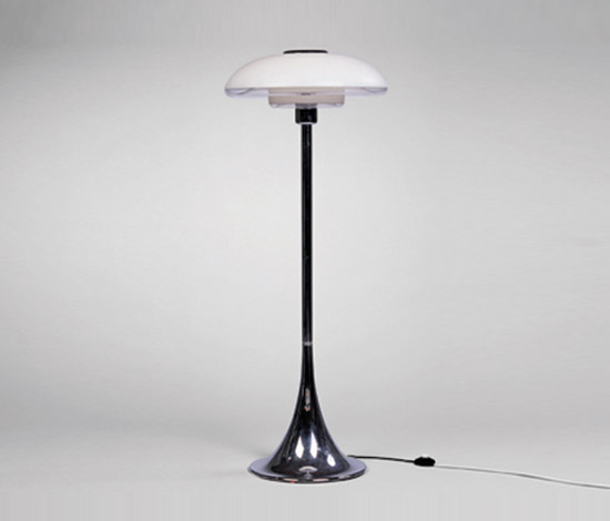 Europa floor lamp by Wright
