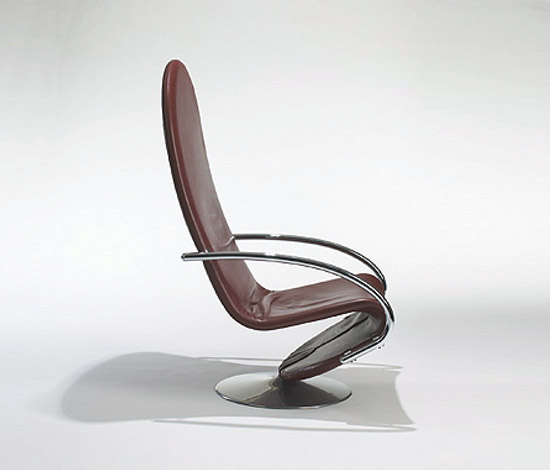 Wright-1-2-3 lounge chair