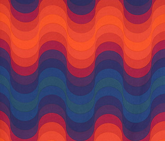 Wright-Wave fabric from the Decor I collection