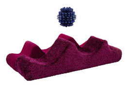 3-D carpet, prototype