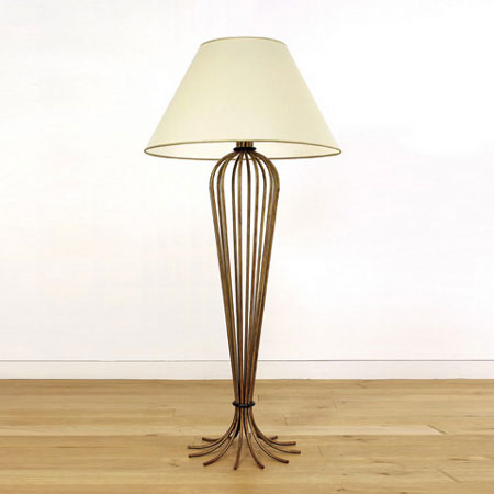 'Mille Pattes' lamp