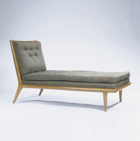 Chaise lounge by Phillips