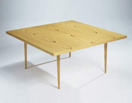 Rhythmic low table