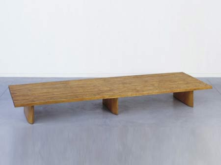 Tokyo Low Bench For Sale At Phillips