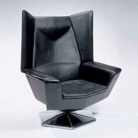 'Prisma' lounge chair