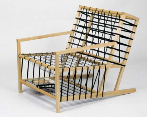 'Strap' chair