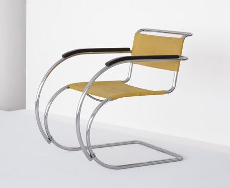 Armchair, model no. MR534