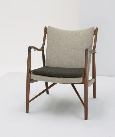 Lounge chair, model no. NV45