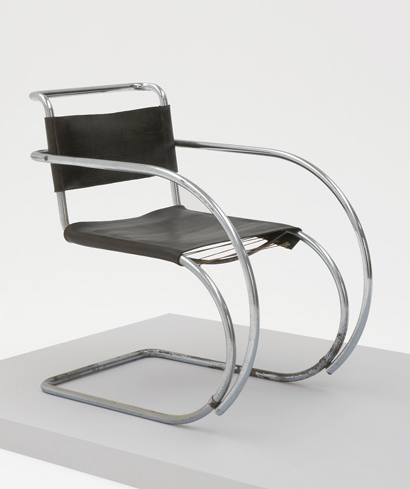 Phillips-Armchair, model no. MR20